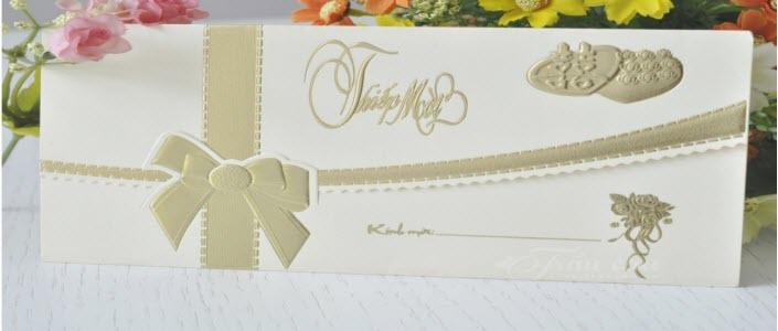 Thiệp cưới đẹp nhất