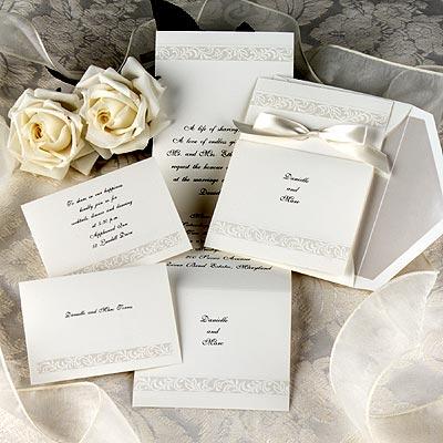 Những lưu ý khi chọn thiệp cưới