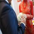 Nghi thức lạy tổ tiên trong đám cưới miền Nam