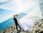 Chụp ảnh cưới ở biển Ninh Thuận luôn là lựa chọn tuyệt vời cho cô dâu chú rể