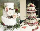 Kinh nghiệm chọn bánh cưới đẹp và nổi bật cho mùa cưới cuối năm