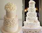 5 xu hướng bánh cưới không thể bỏ qua