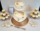 Bánh cưới phô mai - Xu hướng mới lạ và độc đáo