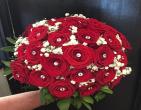Hoa cưới hoa hồng tây mới lạ và ý nghĩa