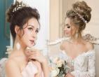 3 kiểu tóc che khuyết điểm cô dâu mặt dài