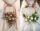 Lý do giỏ hoa cưới cầm tay lên ngôi trong năm 2020