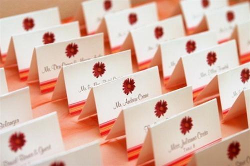 Đám cưới màu Cam đầy hứng khởi