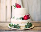 5 mẫu bánh cưới không thể bỏ qua trong năm 2020