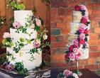 4 mẫu bánh cưới không bao giờ lỗi thời