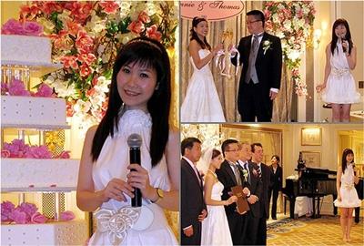 Giải mã MC trong ngày cưới