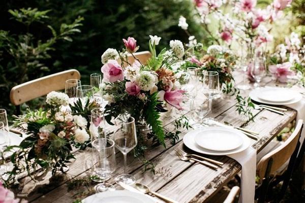 Lựa chọn hoa trang trí đám cưới ý nghĩa, không phải ai cũng biết