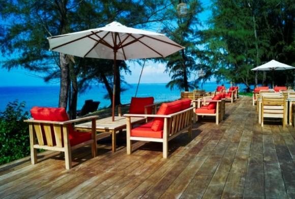 Kỳ nghỉ cao cấp trên đảo ngọc mùa hè