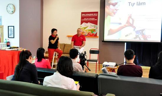 UMA giới thiệu 4 xu hướng trang trí nội thất Việt 2013