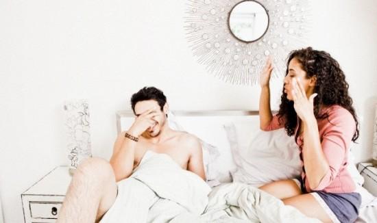 Những thói quen làm hại đời sống tình dục