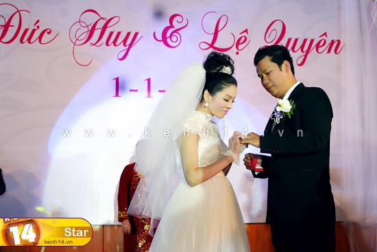 Ngày cưới không thể thiếu những lời chúc
