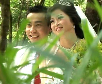 Dịch vụ quay phim ngoại cảnh Hồ Cốc anh chị Luật và Quân