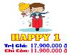 Bảng Giá Dịch Vụ Cưới Trọn Gói Happy 1