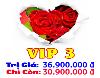 Bảng Giá Dịch Vụ Cưới Trọn Gói VIP 3