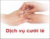Bảng giá dịch vụ cưới tự chọn