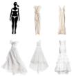 Lựa chọn mẫu váy cưới phù hợp cho từng dáng người của cô dâu