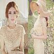 Váy cưới giá rẻ cho cô dâu năm 2014