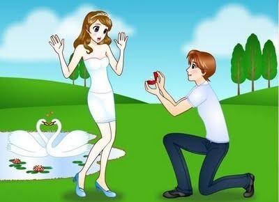 04 cách cầu hôn theo Binh pháp Tôn tử