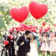 Để chụp hình cưới lãng mạn mùa Valentine 2014