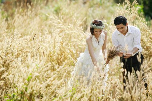 Địa điểm chụp hình cưới ngoại cảnh Quận 7 đẹp