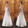 Chọn áo cưới phù hợp với cô dâu mũm mĩm
