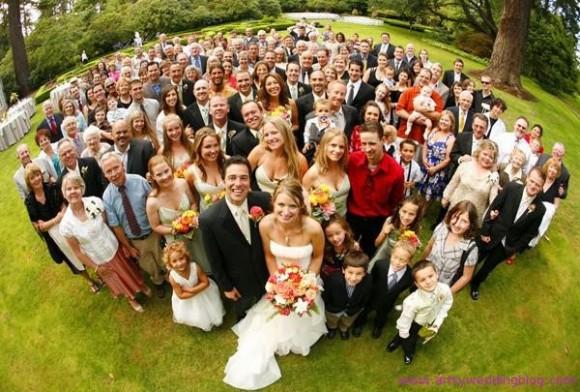 Lễ cưới bạn đang ở giai đoạn nào.