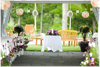Bí kíp tổ chức tiệc cưới ngoài trời giá rẻ