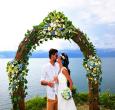 Lựa chọn cổng hoa ngày cưới đẹp giá rẻ nhất