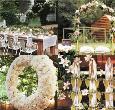 Thuê cổng hoa cưới giả ở đâu đẹp nhất