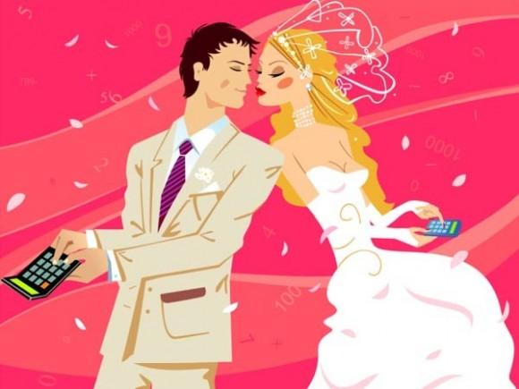 3 bí quyết thỏa thuận tài chính cho đám cưới