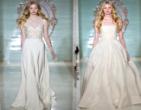 Những xu hướng áo cưới xuân 2015