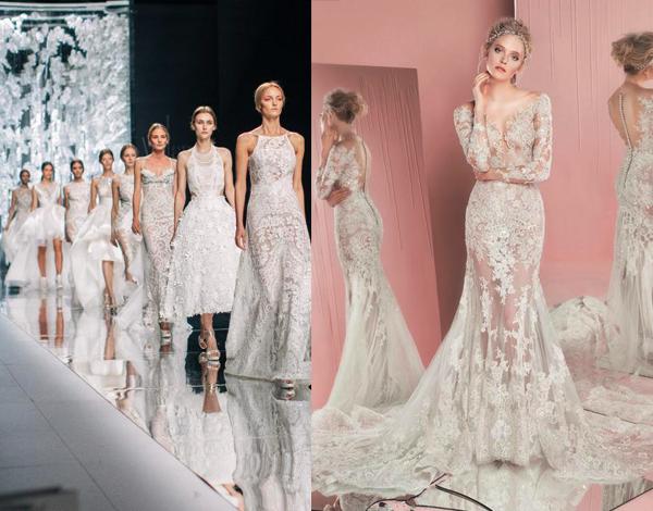 Mê mẩn ngắm nhìn 4 BST váy cưới Xuân Hè 2016 cực đẹp