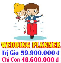 Bảng Giá Dịch Vụ Cưới Trọn Gói Wedding Planner
