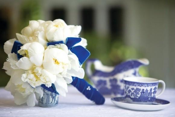 Hoa mẫu đơn dịu dàng cho ngày cưới