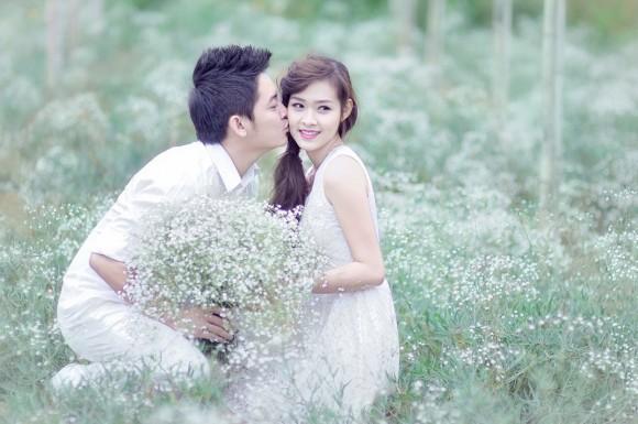Bộ ảnh cưới của hotgirl Bảo Ngọc và Thành Đạt