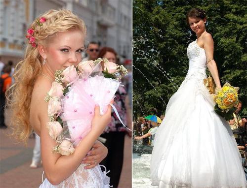 Lễ hội của các cô dâu