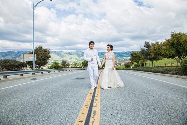 Những bộ ảnh cưới đẹp lung linh của sao Việt