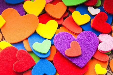 Hướng dẫn cách xem bói tình yêu qua màu sắc