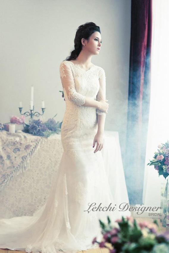 Chọn Váy Áo Cưới Hợp Vóc Dáng Cô Dâu