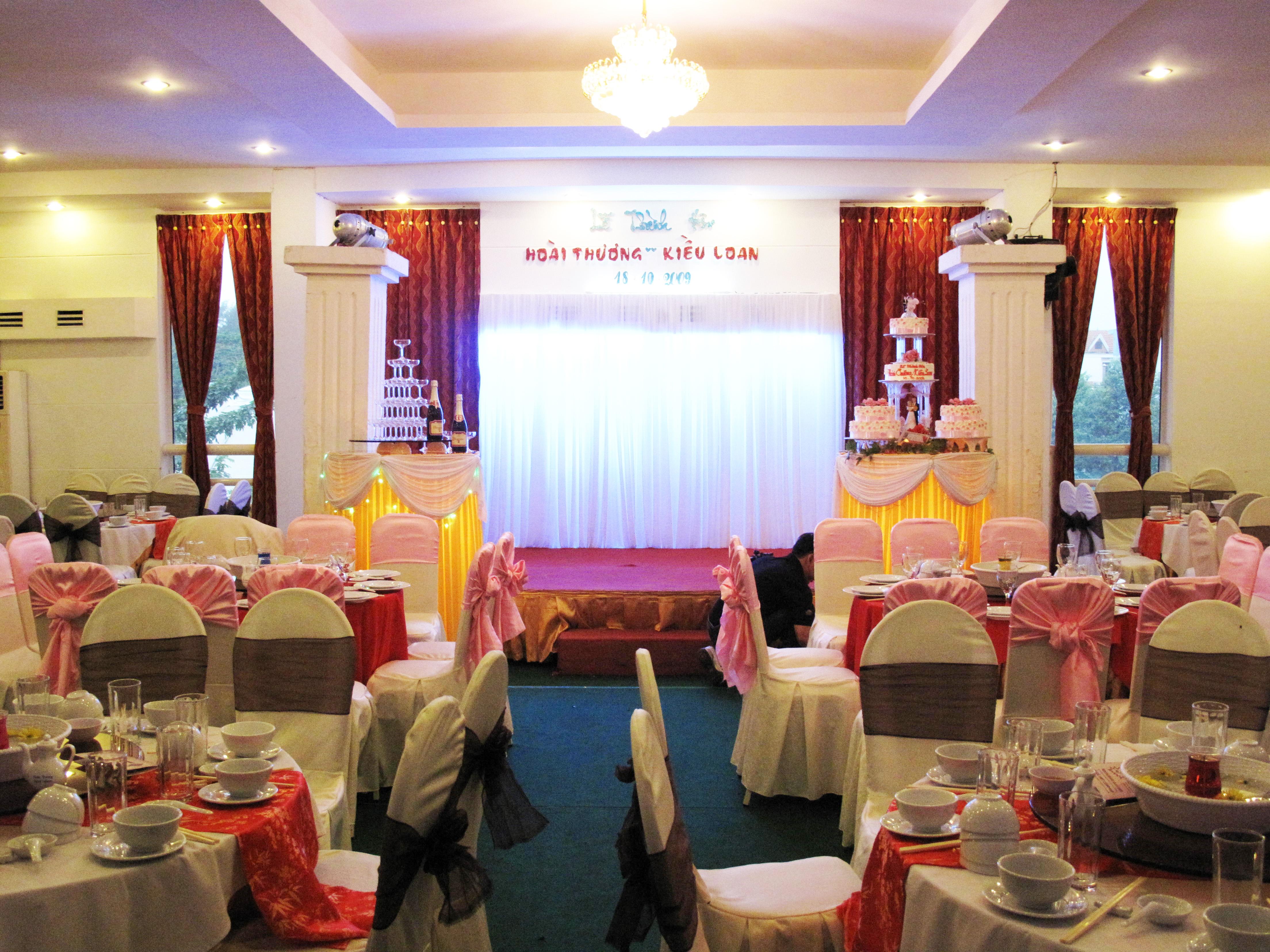 Nhà hàng tiệc cưới ngon nhất