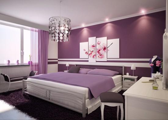 Phòng ngủ thoải mái là chất xúc tác khiến chuyện ấy thêm thăng hoa
