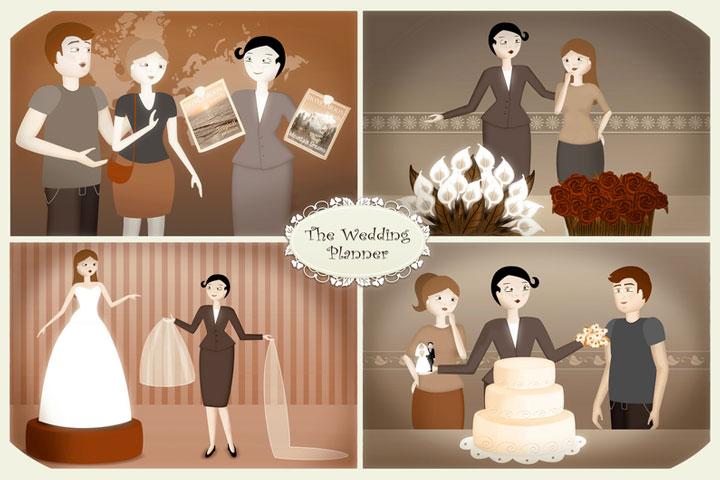 Kết quả hình ảnh cho wedding planner