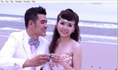 Clip cưới ngoại cảnh Hồ Cốc