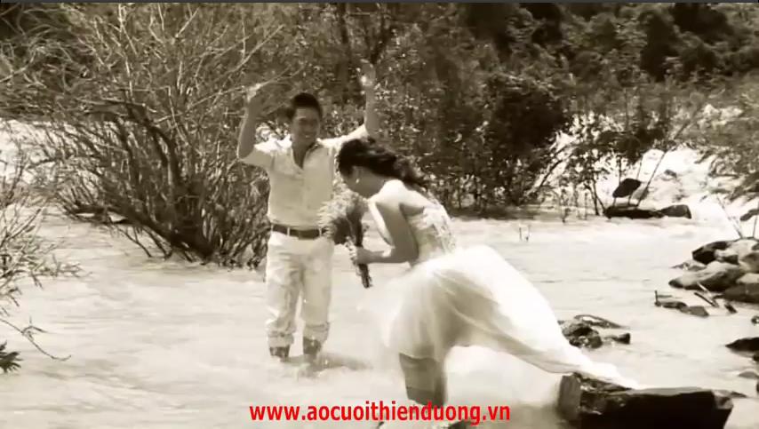 Quay phim ngoai canh Phuong va Van thienduong.vn